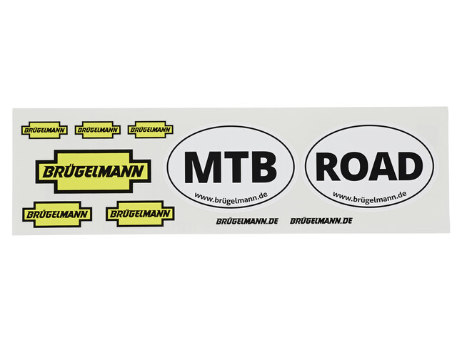 Brügelmann Sticker Set